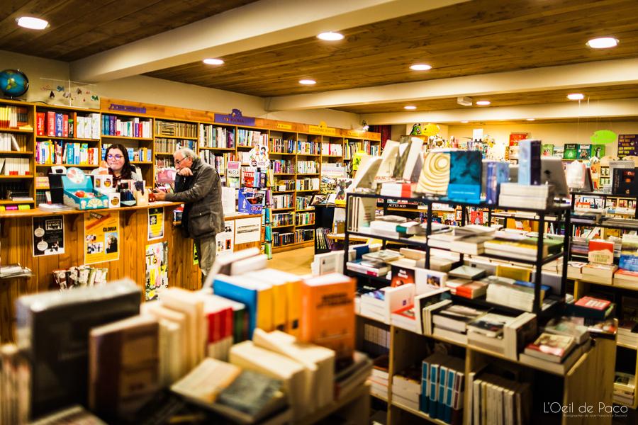 Le bel aujourd 39 hui librairie salon de th l 39 oeil de paco - Librairie salon de the ...